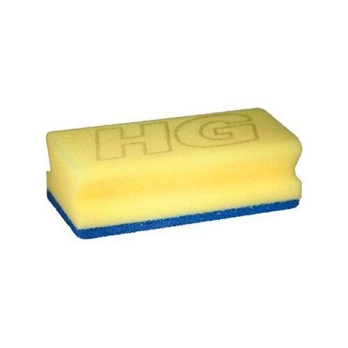 Hg Sanitairspons Blauw/geel (1st)