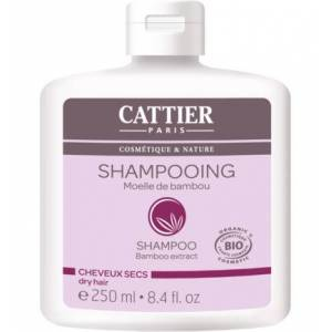 Cattier Shampoo Droog Haar Bamboe (250ml)