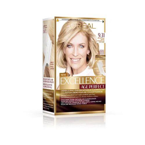 Loreal Haarkleuring Age Perfect - 9.31 Blond (1set)