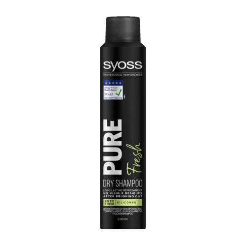 Syoss Droogshampoo Pure Fresh (200ml)