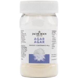 Jacob Hooy Agar Agar (40g)