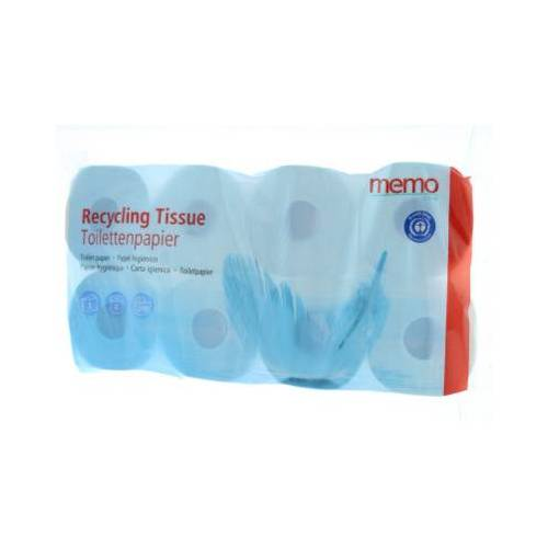 Memo Toiletpapier 3-laags (8st)
