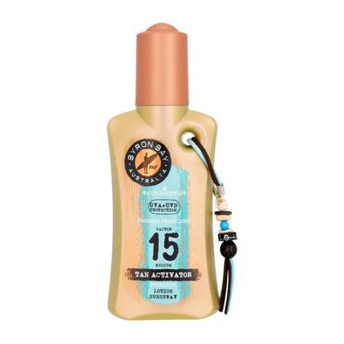 Byron Bay Tan Activator Lotion Spf15 (200ml)