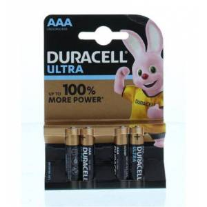 Duracell Ultra Power Aaa (4st)