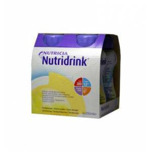 Nutridrink Vanille (4st)