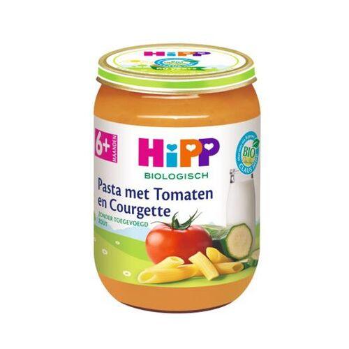 Hipp Pasta Tomaat Courgette (190g)