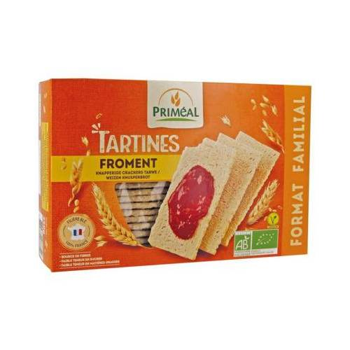 Primeal Tarwe Crackers (250g)