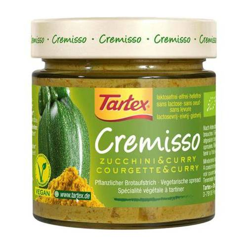 Tartex Cremisso Courgetty Curry (180g)