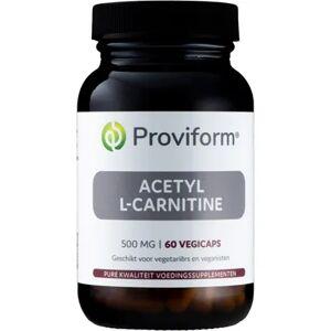 Proviform Acetyl L-carnitine 500 Mg (60vc)