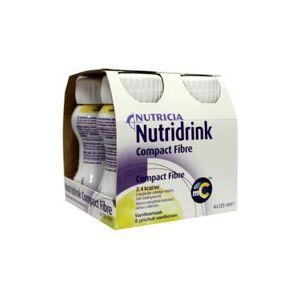 Nutridrink Compact Fibre Vanilla (4st)