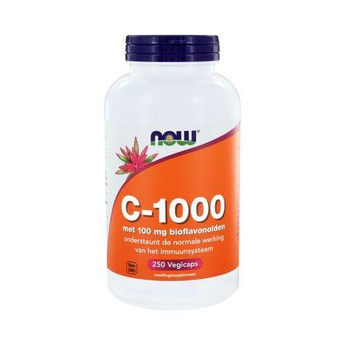 Now Vitamine C 1000 Mg Bioflavonoiden (250vc)