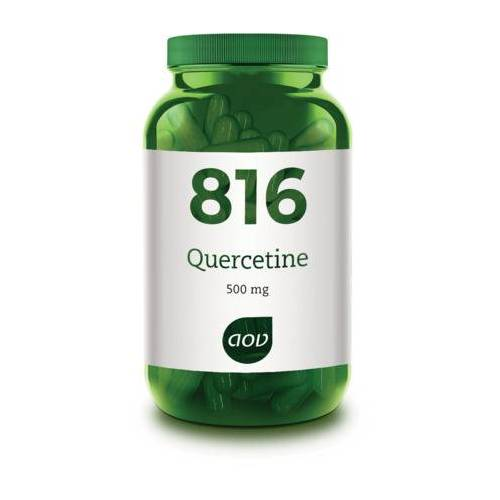 Aov 816 Quercetine Extract 500 Mg (60vc)