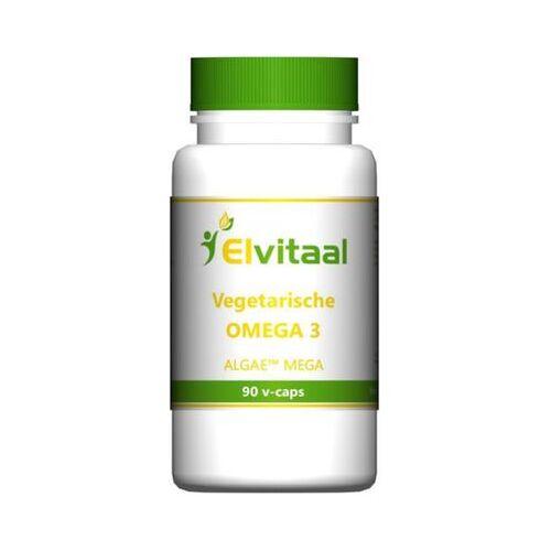 Elvitaal Omega 3 Vegetarisch (90ca)