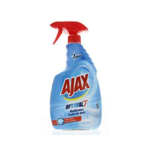 Ajax Badkamer Spray Optimal 7 (750ml)