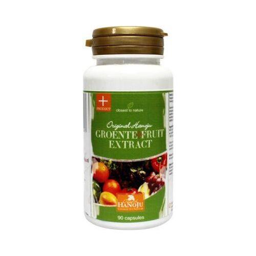 Hanoju Groente En Fruit Extract 500 Mg (90vc)