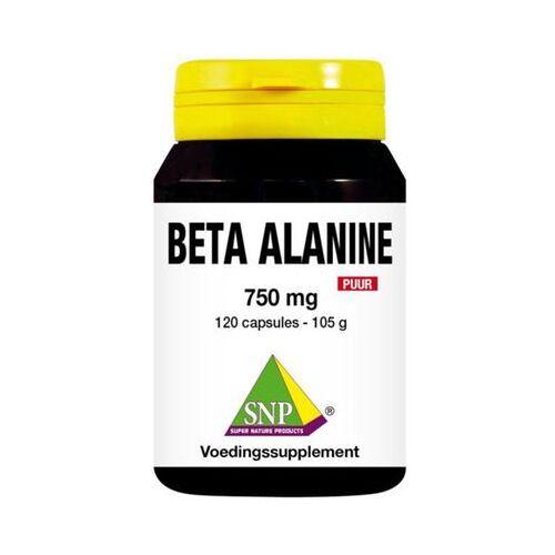 Snp Beta Alanine 750 Mg Puur (120ca)