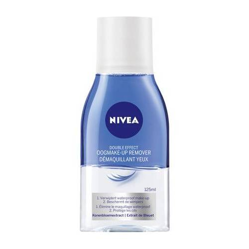 Nivea Visage Double Effect Oogmake Up Remover (125ml)