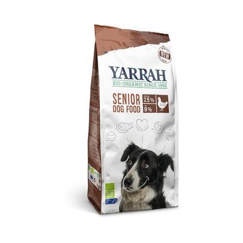 Yarrah Hond Senior Hondenvoer Bio (2000g)