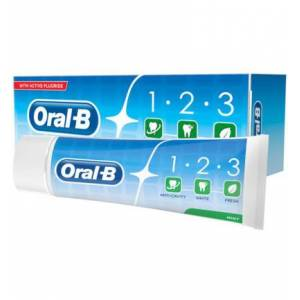 Oral B Tandpasta 123 Mint (75ml)