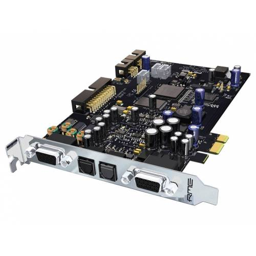 RME HDSPe AiO PCI Express Card Audio Interface