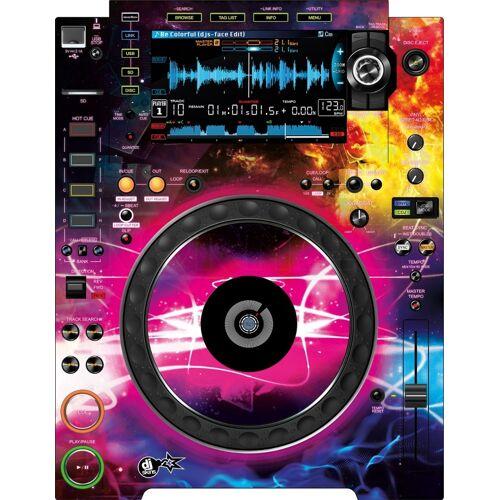 Dj-Skins Pioneer DJ CDJ-2000NXS2 Skin Bootshaus