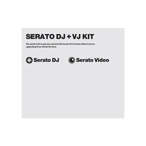 Serato DJ + VJ Kit software download