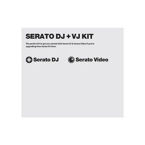 Serato DJ + VJ Kit software download
