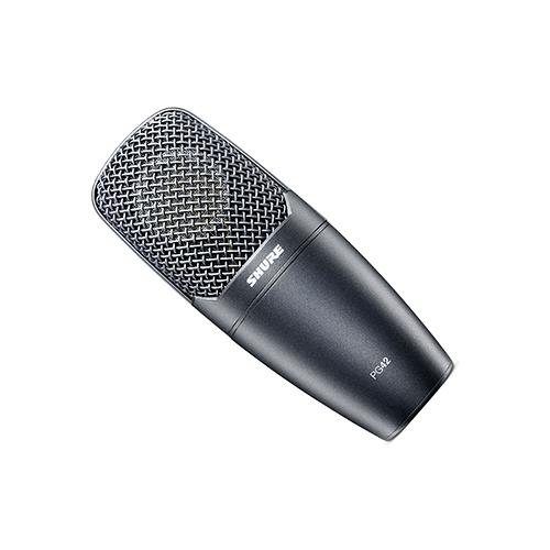Shure PG 42 microfoon