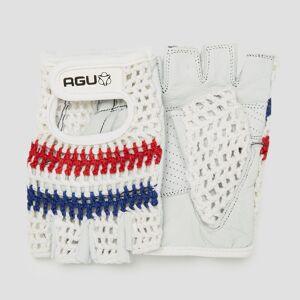 Agu essential fietshandschoenen wit S