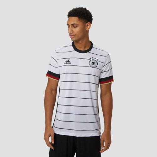 Adidas uefa euro 2020 dfb duitsland thuisshirt 20/22 wit/zwart heren S