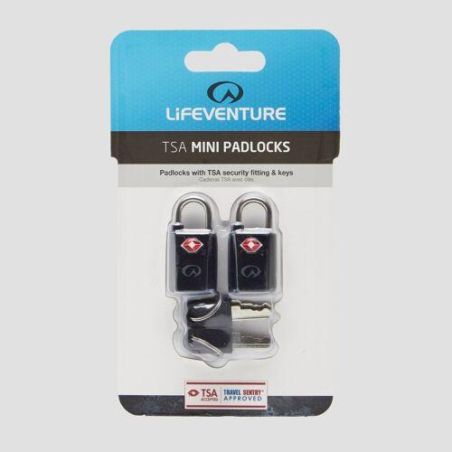 Lifeventure tsa mini hangsloten 2-pack ONESIZE