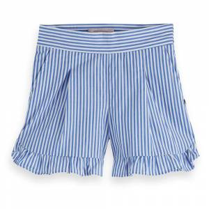 Scotch R'Belle short  - Blauw - Size: 176,164,152,140,128,116