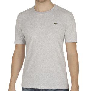 Lacoste T-shirt Heren  - grijs