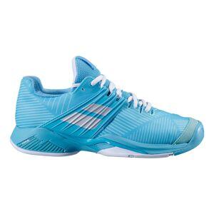Babolat Propulse Fury Tennisschoenen Dames  - lichtblauw