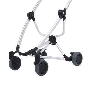 Quinny 4-wielenset medium voor Zapp X Graphite