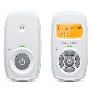 Motorola digital Audiobabyfoon MBP24 met 1,5 LCD.