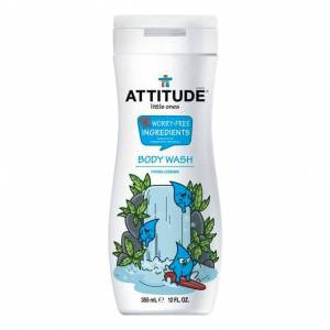 Attitude Eologische baby body wash
