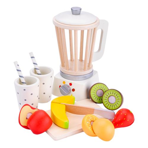 New Classic Toys Houten smoothie blender set