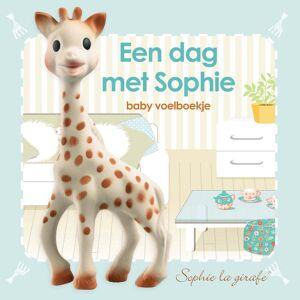 Sophie de giraf baby voelboekje - Een dag met Sophie