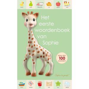 Sophie de giraf - het eerste woordenboek van Sophie