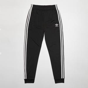 adidas Originals Junior Superstar Primegreen Trainingshose  - Zwart - Size: 128; male