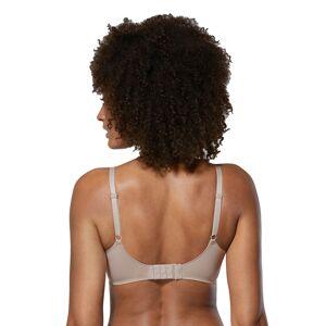 T-shirtbeha zonder beugel in huidkleur van Naturana  - huidkleur - Size: 100A