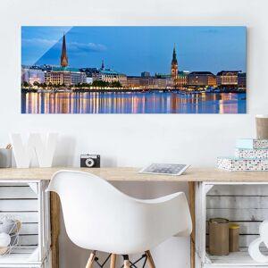 Home24 Afbeelding Hamburg Skyline, Bilderwelten