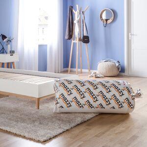 Home24 Visco-gel-koudschuimmatras mazzy, home24  - Wit