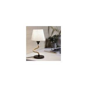 Home24 Tafellamp Rampside, Eglo  - Beige
