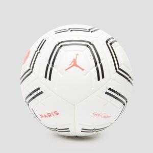 NIKE Psg x jordan a-league strike voetbal 19/20 wit/zwart Unisex
