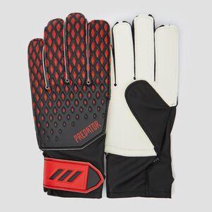 adidas Predator 20 training keepershandschoenen zwart/rood kinderen Kinderen