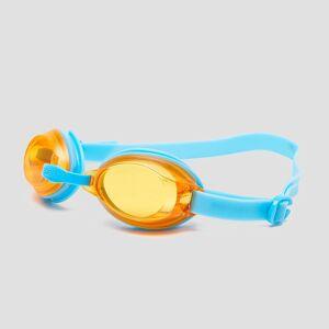SPEEDO Jet zwembril blauw/oranje kinderen Kinderen