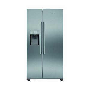 Siemens KA93DVIFP Amerikaanse koelkast Side-by-Side met ijsblokjesmachine