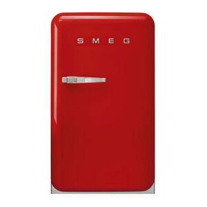 Smeg FAB10RRD5 koelkast met vriesvak, rechtsdraaiend, rood